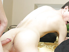 image of sweet young gay cut cock boy