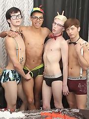 twinks outside photos