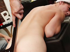 cumming all over another cock male