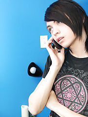 mature male gives a blowjob to a boy