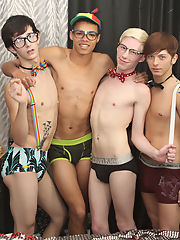 hottest twinks vs men gay porn pics